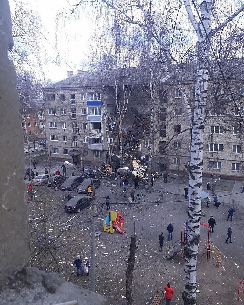 Експлозия в жилищна сграда в Русия. Един човек е загинал.Инцидентът