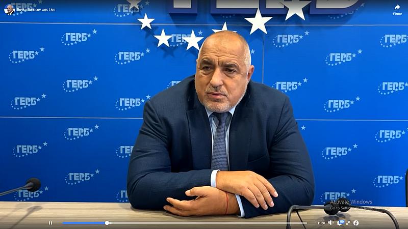 Той за пореден път призова Слави Трифонов да поеме отговорност.