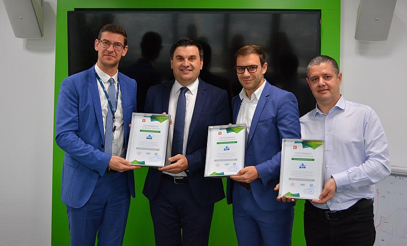 ЧЕЗ Трейд България, най-големият търговец на свободния пазар в България,