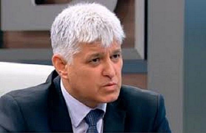 Главният секретар на президента Димитър Стоянов поиска премиерът Бойко Борисов