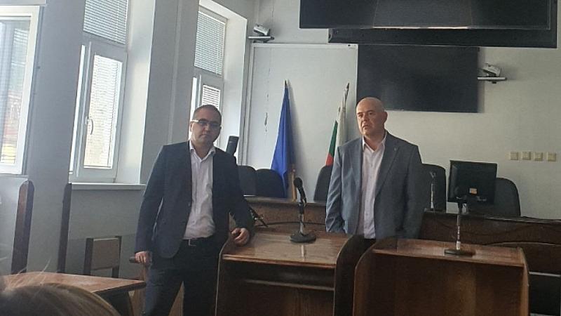 Главният прокурор Иван Гешев проведе работно съвещание с прокурорите и
