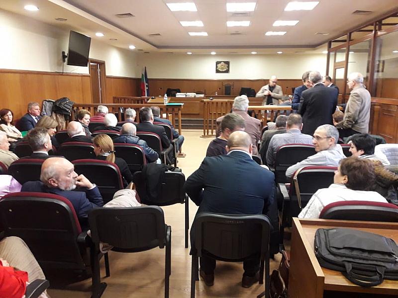 Делото КТБ продължава в специализирания наказателен съд. Днес се очаква