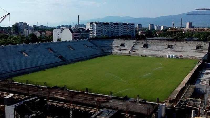 """Общинският съвет в Пловдив развали концесията на стадион """"Христо Ботев"""""""