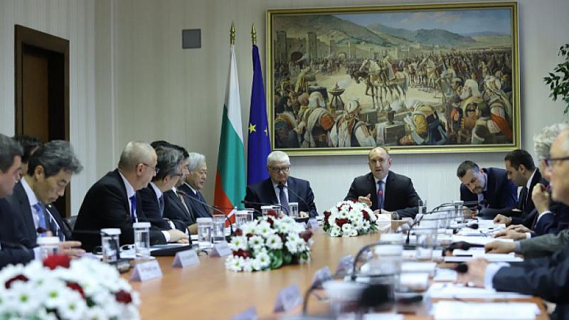 За България Япония е ключов партньор в Източна Азия, посочи