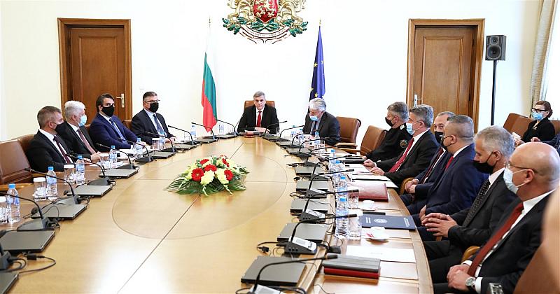 Това каза служебният министър Стефан Янев на заседанието на Съвета
