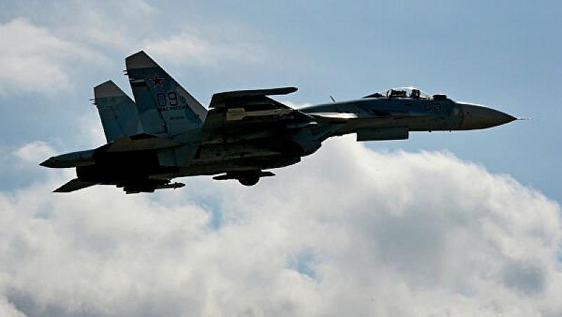 Руски самолет се разби в Черно море. По предварителни данни