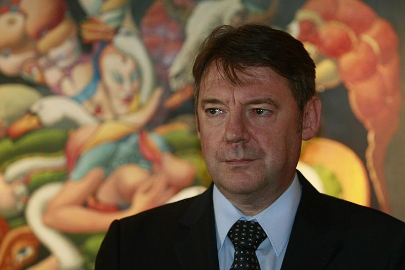 Бившият шеф на ДАНС Владимир Писанчев се скъса да хвали