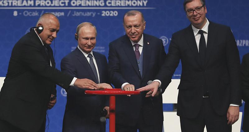 """Държавният департамент на САЩ ще включи """"Турски поток"""" и """"Северен"""