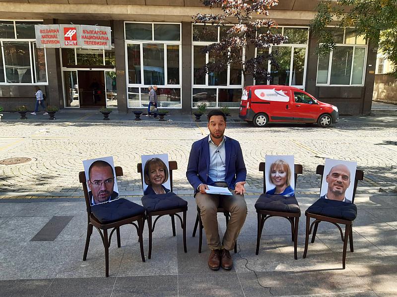 Независимият кандидат за кмет на столицата, подкрепен от Спаси София,