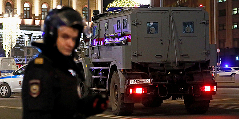 Московски експерти предполагат, че мотив за атаката на нападателя в