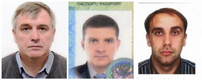 Проверени от прокуратурата са биометричните данни на тримата души, обвинени