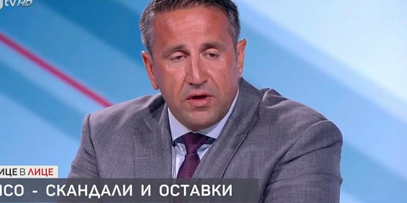 Новият Цветанов не съм, не искам да споделям неговият политически