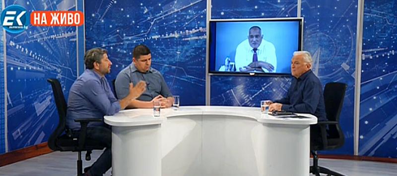 НСО работи повече за Ахмед Доган, отколко за президента Румен