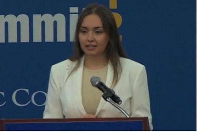 Лаура Кодрута Кьовеши, бившият главен прокурор на румънската антикорупционна агенция,