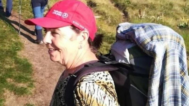 Журналистът Лили Тодорова е туристката, открита след четиридневно издирване в