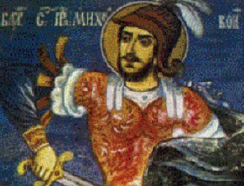 Св. Михаил Войн по произход е българин. Роден е в