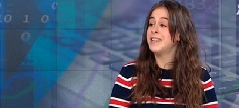 """Американското издание """"Вашингтон поуст"""" обяви 16-годишната Милена Радойцева за едно"""