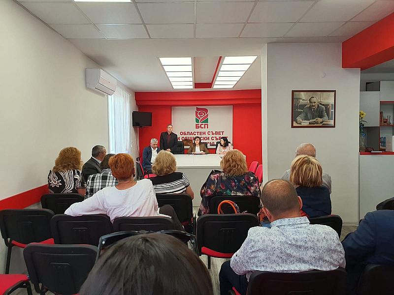 Томов отчете извършеното от програмата му за управление на общината