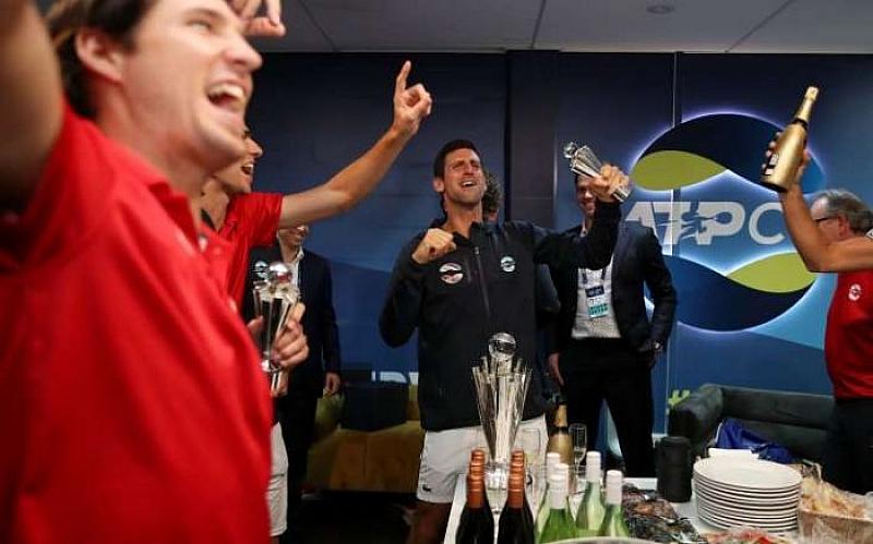 Великият сръбски тенесист Новак Джокович си навлече сериозни проблеми след