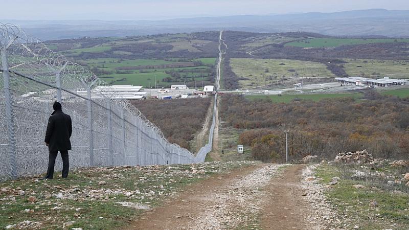Тази сутрин гранична полиция е възпрепятствала и не е допуснала