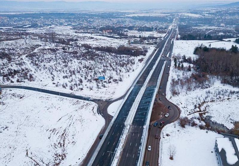 За улеснение на трафика през зимата, утре пускаме движението по