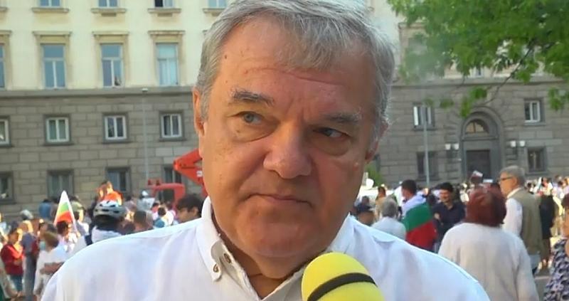 """""""В Европа бе направен много силен анонс, че Борисов е"""
