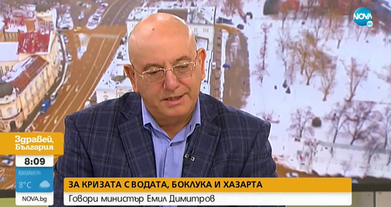 Не можем изцяло да забраним вноса на боклук в България,