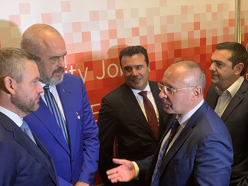 """""""Мястото на Северна Македония и Албания е в ЕС. За"""