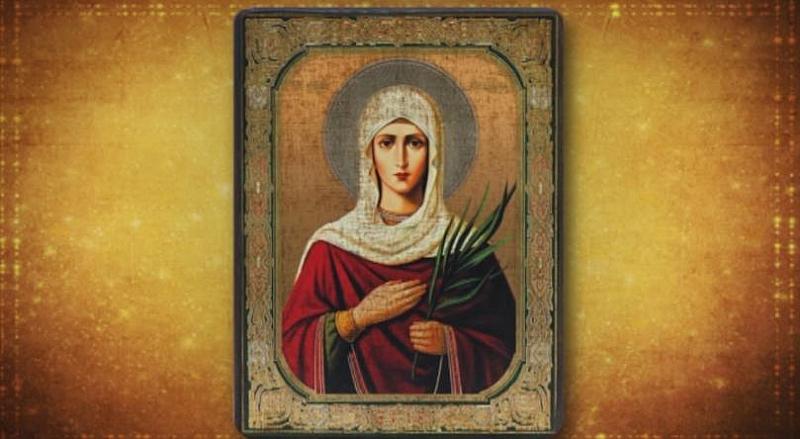 На този ден празнуваме увенчаната с мъченически венец Св. Татяна.