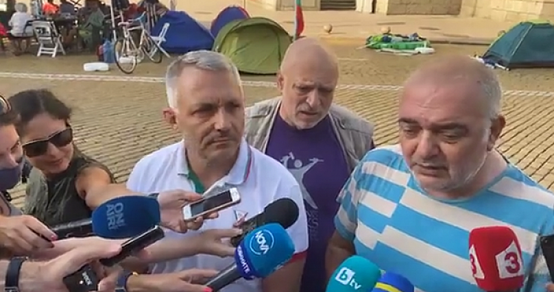 Отровното трио отново коментира премиера Бойко Борисов. В последната си