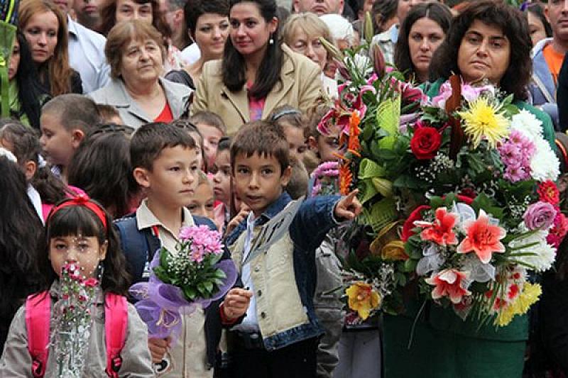 България е една от петте държави в ЕС, в които