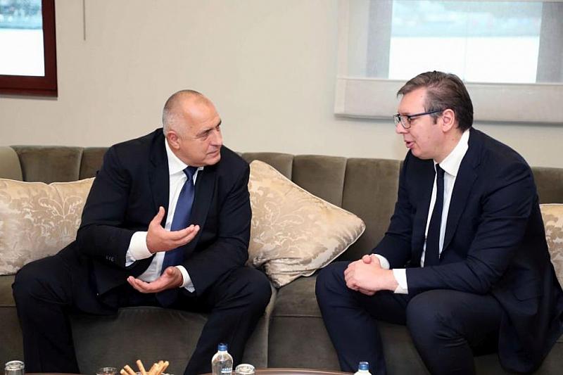 Министър-председателят Бойко Борисов ще проведе среща с президента на Сърбия