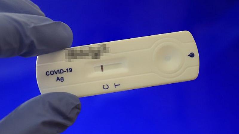"""""""Нямам сертификат, защото преболедувах през февруари. Направих си антигенен тест."""