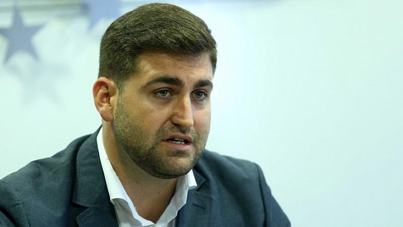 Андрей Новаков от ГЕРБ има огромно самочувствие, че като евродепутат