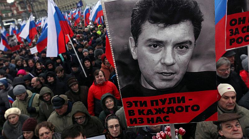 Борис Немцов, руски политик, бивш министър и вице-премиер на Русия.
