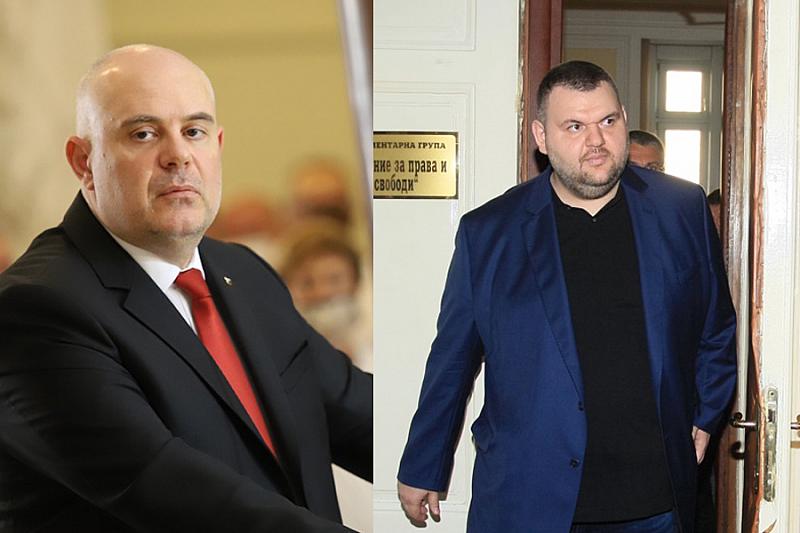 """След обявените санкции по закона """"Магнитски"""" срещу Пеевски, той е"""