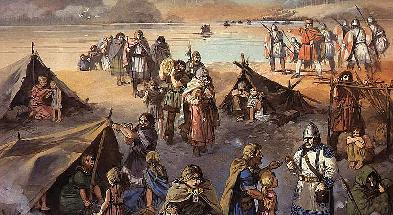 Цели народи се преселват заради пандемии; ние идваме на Балканите
