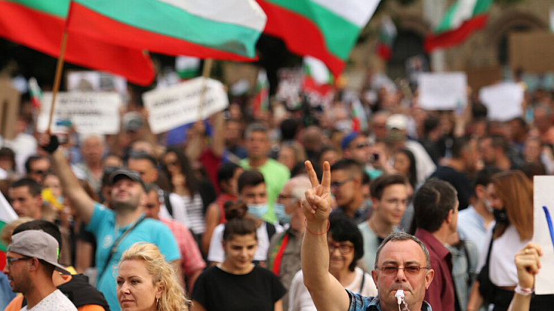 Подписка срещу протеста и блокадите на кръстовища в София събират