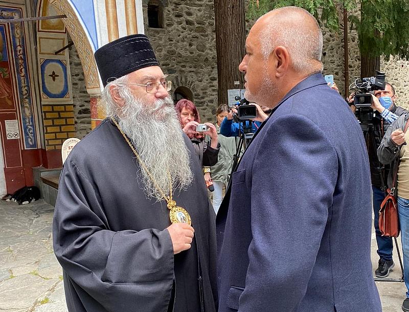 600 хил. лева ще отпусне правителството на Рилския манастир, за