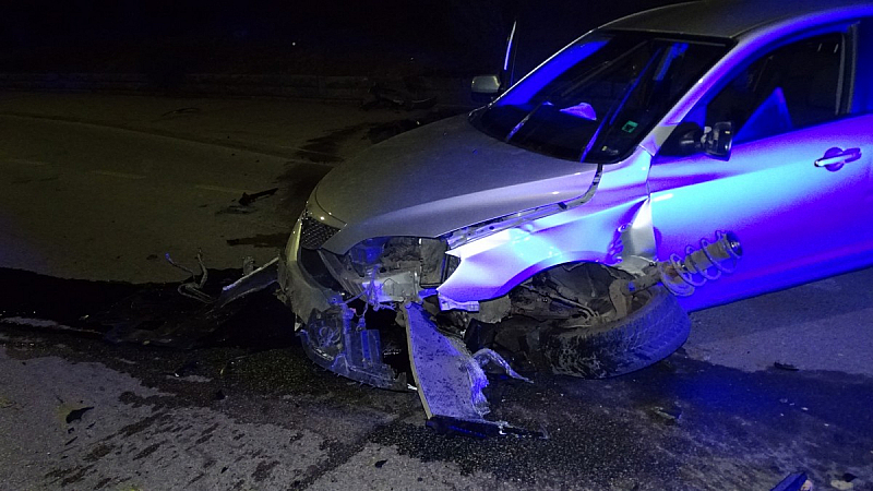 """Двама мъже са загинали при тежка катастрофа на автомагистрала """"Хемус"""","""