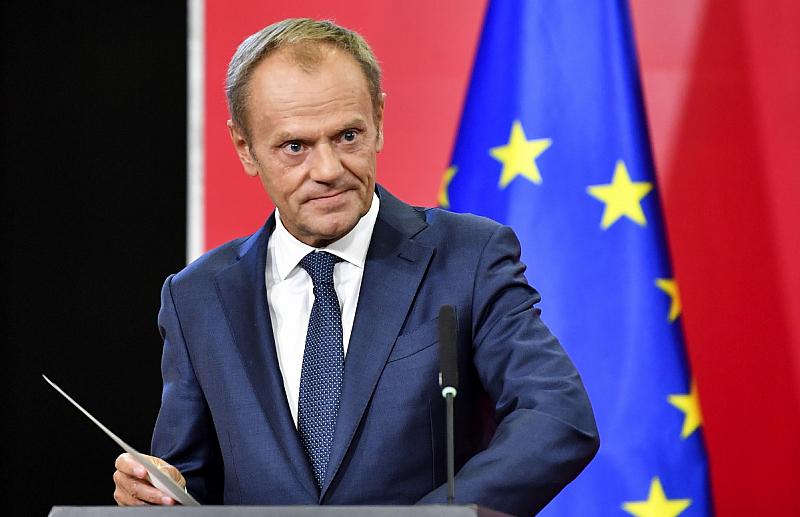 Снимка: Eдинственият кандидат за лидер на Европейската народна партия остава Доналд Туск
