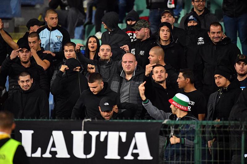 Расисткият скандал на мача между България и Англия (0:6) е