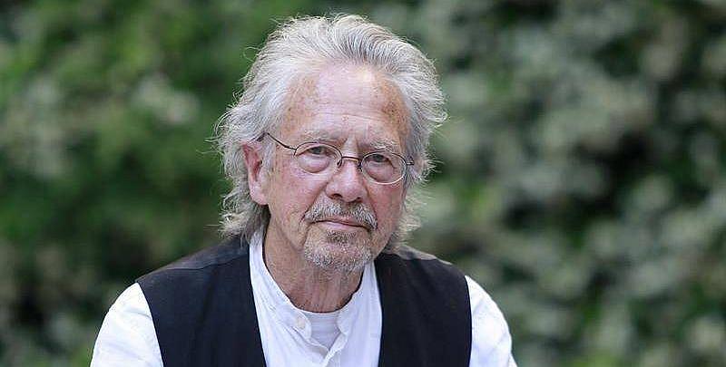 Австрийският писател Петер Хандке за първи път се изказа по