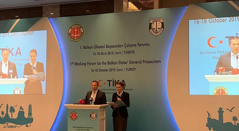 """Вчера в турския град Измир бе открит първият """"Работен форум"""