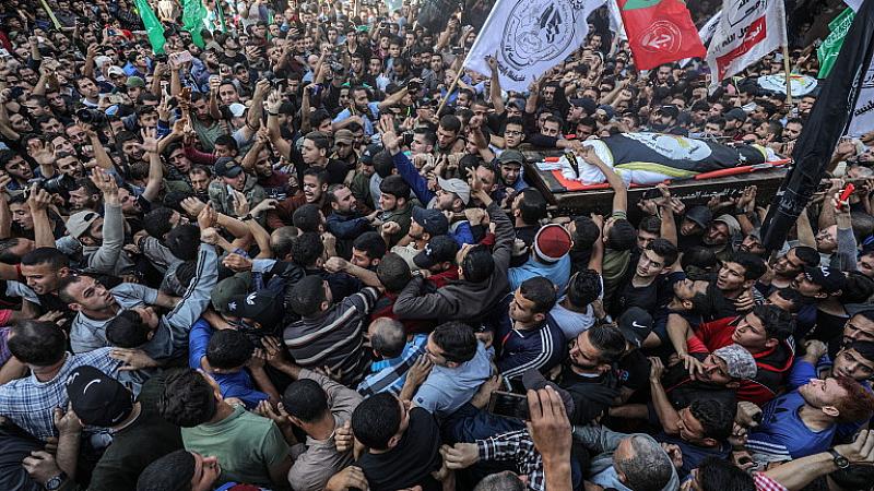 Нараства напрежението между Израел и Газа ден след убийството на