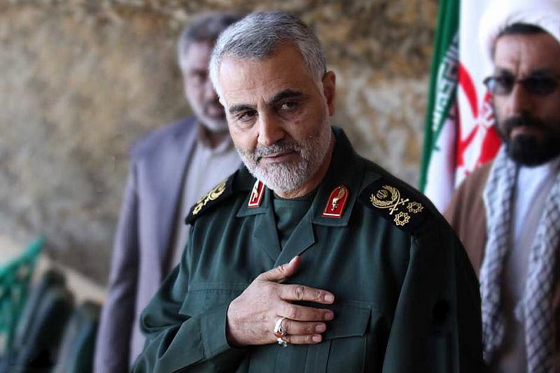 Снимка: Кой дърпа конците на иранското разузнаване в Ирак, Ливан и Сирия