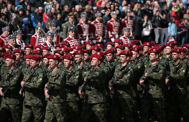 Командирът на Сухопътните войски генерал-майор Михаил Попов отправи критика за
