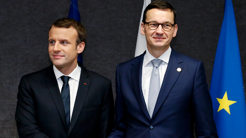 Критичните забележки на френския президент Еманюел Макрон за НАТО са