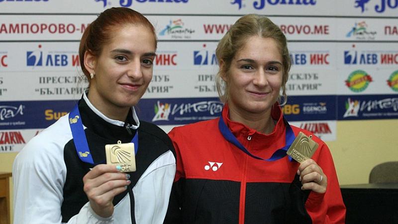 Габриела и Стефани Стоеви победиха тайландките Сузаджиракул и Теаратаначай и