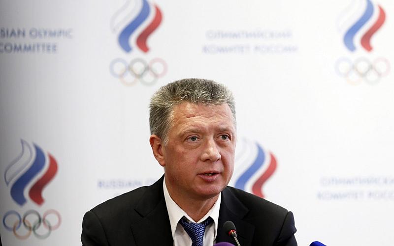 Президентът на Руската федерация по лека атлетика и други спортни